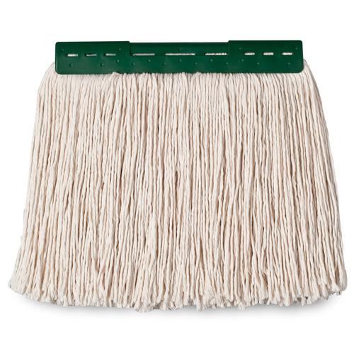 テラモト FXモップ替糸(J)24cm 260g グリーン CL-374-421-1 1個