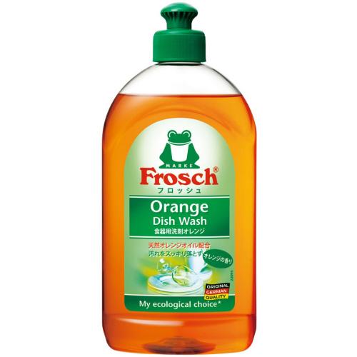 フロッシュ 食器用洗剤 オレンジ 500ml