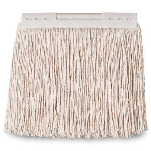 テラモト FXモップ替糸(J)24cm 260g ホワイト CL-374-421-8 1個