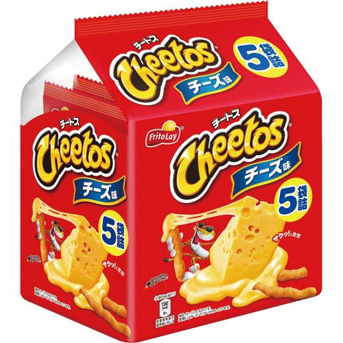 フリトレー チートス チーズあじ 24g/袋 1セット(5袋)