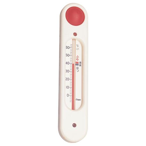 エンペックス気象計 吸盤付浮型湯温計 元気っ子 TG-5101 1個