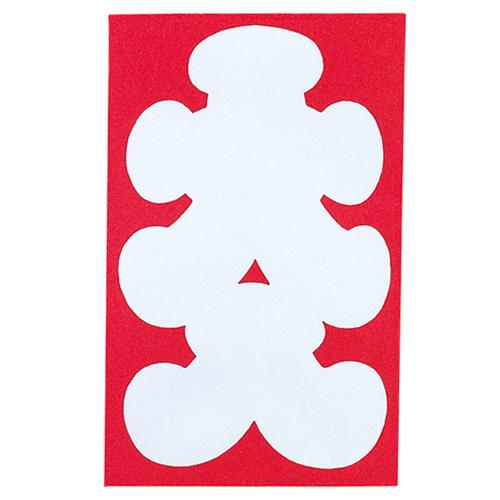 赤城 大入 半円袋 上質紙 60×95mm フ726 1パック(10枚)