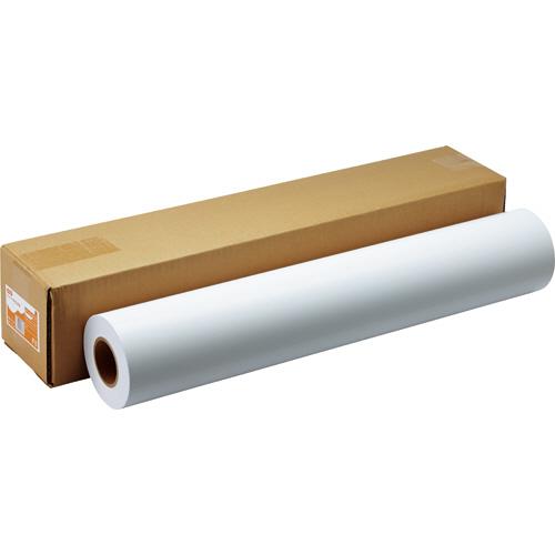 TANOSEE インクジェット用フォト半光沢紙 RCベース 24インチロール 610mm×30.5m 2インチ紙管 1本