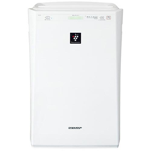 シャープ プラズマクラスター7000 空気清浄機 ホワイト系 FU-F51-W 1台