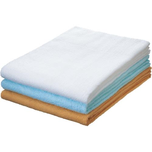 タオルケット 140×190cm ブルー 1枚