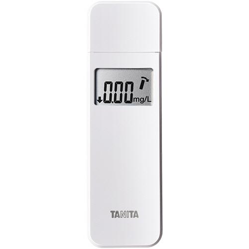 タニタ アルコールセンサー ホワイト EA-100-WH 1個