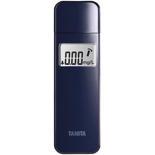 タニタ アルコールセンサー ネイビー EA-100-NV 1個