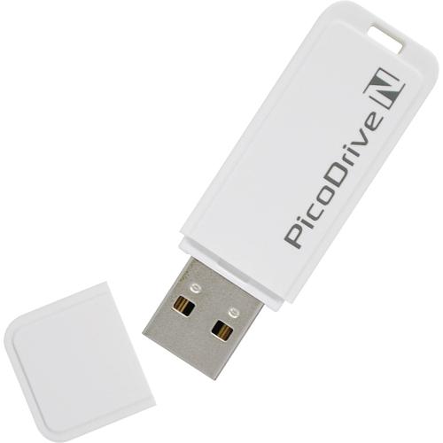 グリーンハウス USBメモリー ピコドライブ N 16GB GH-UFD16GN 1個