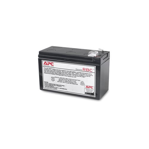 APC UPS交換用バッテリキット BR400G-JP・BR550G-JP・BE550G-JP用 APCRBC122J 1個
