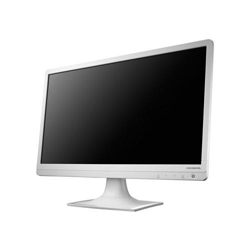 アイオーデータ 21.5型ワイド液晶ディスプレイ ブルーライト低減機能 HDMI端子搭載 ホワイト LCD-MF223EWR 1台