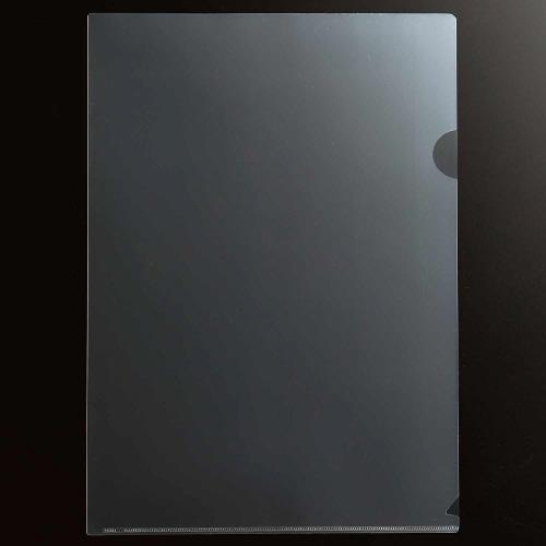 TANOSEE 再生クリアホルダー A4 厚口(0.3mm) クリア 1パック(10枚)
