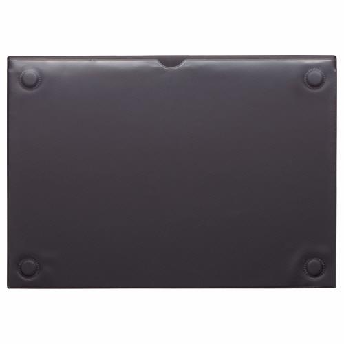 ライオン事務器 マグネットカードケース A4 ブラック MCC-A4 1枚