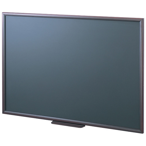 ナカバヤシ 木製黒板 900×600mm WCF-9060 1枚