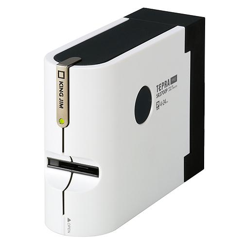 キングジム テプラ PRO PC接続専用 パールホワイト SR3700P 1台