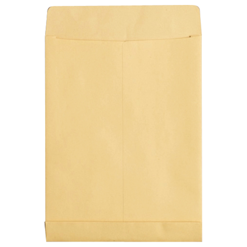 TANOSEE マチ付クラフト大型封筒 A4 120g/m2 1パック(50枚)