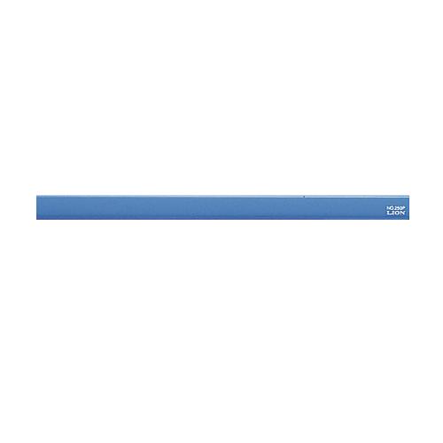 ライオン事務器 マグネットバー 長さ220×幅15×厚さ8.5mm ブルー No.200P 1本