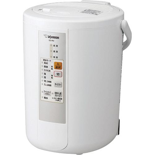 象印 スチーム式加湿器 13畳用 ホワイト EE-RM50-WA 1台