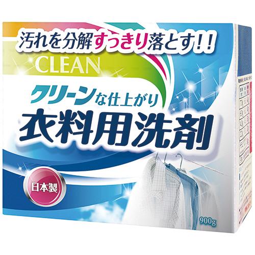 第一石鹸 第一 衣料用洗剤 900g 1個