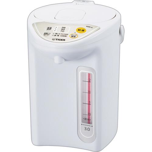 タイガー魔法瓶 マイコン電動ポット 3.0L PDR-G300WU 1台