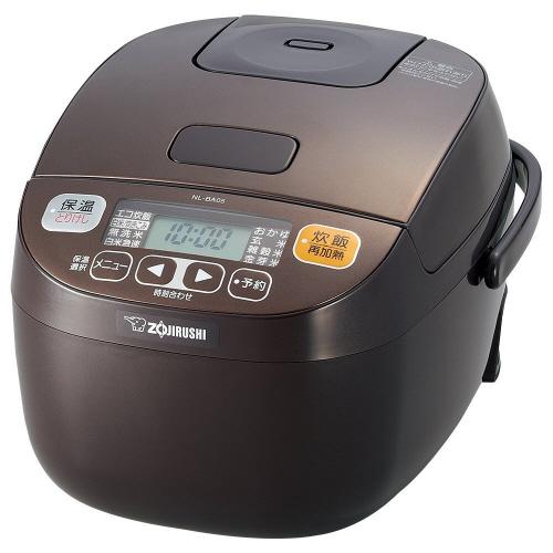象印 マイコン炊飯ジャー 極め炊き 3合炊き ブラウン NL-BA05-TA 1台