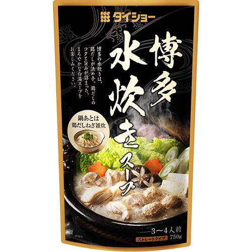 ダイショー 博多水炊きスープ 750g 1個
