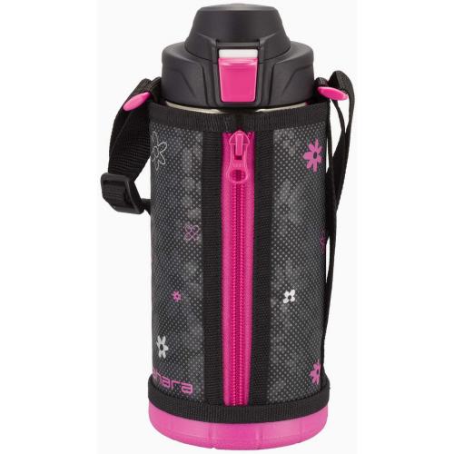 タイガー魔法瓶 サハラクール ステンレスボトル 1.0L ピンク MME-A100-P 1個