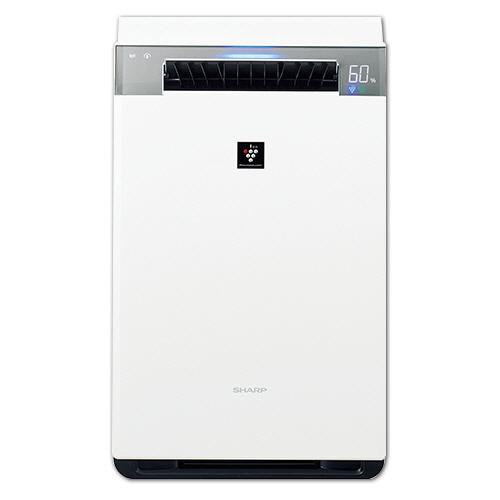 シャープ プラズマクラスター加湿空気清浄機 ホワイト系 KI-HX75-W 1台
