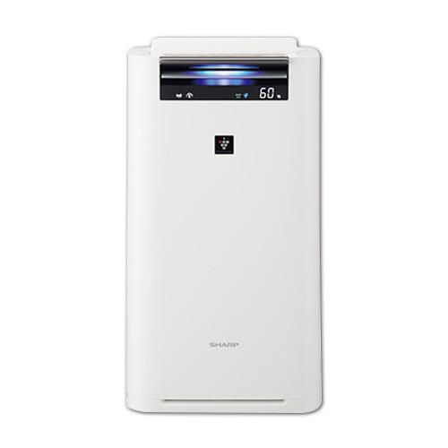 シャープ プラズマクラスター加湿空気清浄機 ホワイト系 KI-HS50-W 1台