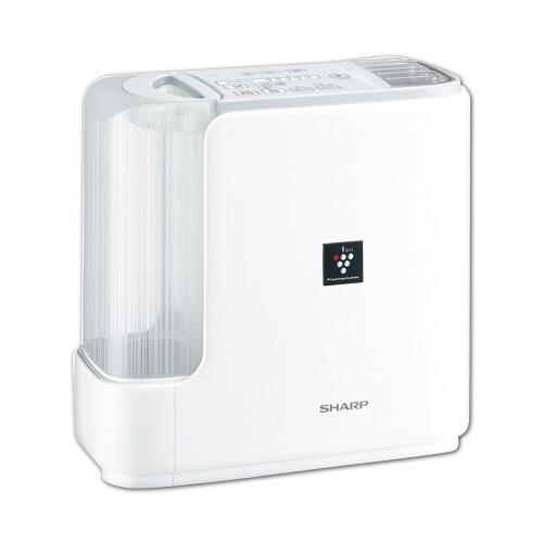 シャープ プラズマクラスターハイブリッド式加湿器 ホワイト系 HV-G50-W 1台