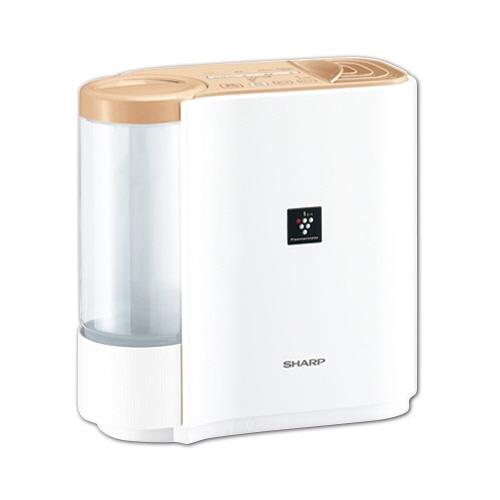 シャープ プラズマクラスター気化式加湿器 ベージュ系/キャメルベージュ HV-G30-C 1台