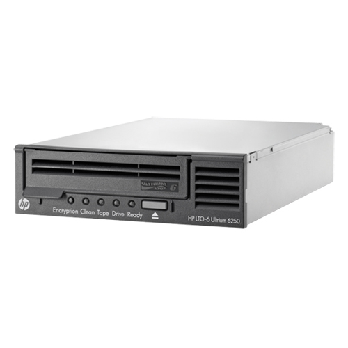 HP StoreEver LTO6 Ultrium 6250 SASテープドライブ 内蔵型 EH969A 1台