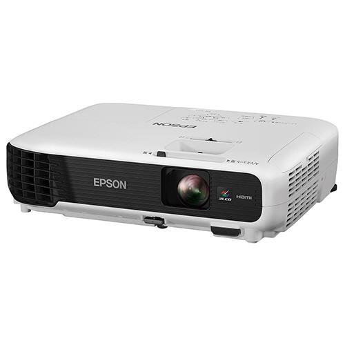 エプソン ビジネスプロジェクター SVGA 3000ルーメン EB-S04 1台