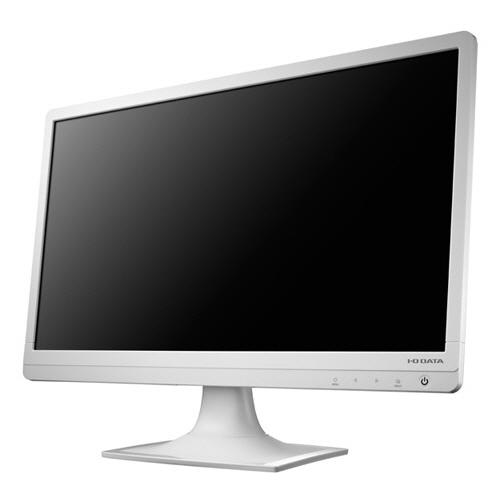 アイオーデータ ブルーリダクション搭載 LEDバックライト採用 21.5型ワイド液晶ディスプレイ ホワイト 5年保証 LCD-AD222ESW 1台