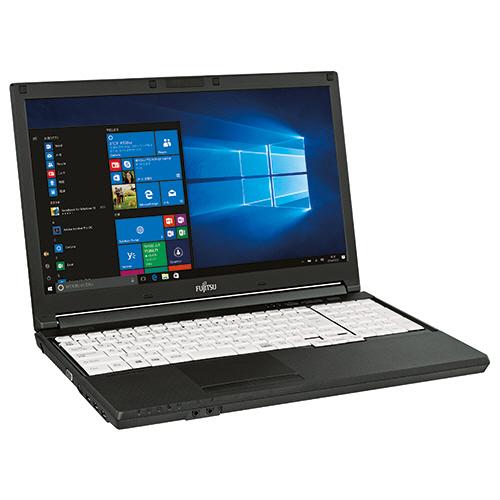 富士通 LIFEBOOK A576/PX 15.6型 Core i3-6100U 2.3GHz 500GB FMVA1602FP 1台