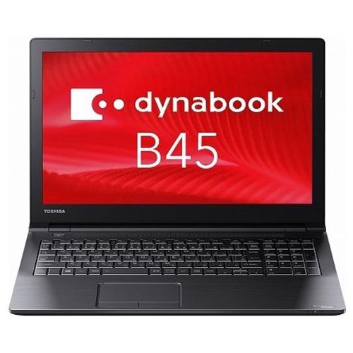 東芝 dynabook B45B 15.6型 Celeron 3855U 500GB PB45BNAD4RAQD11 1台