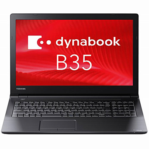 東芝 dynabook B35Y 15.6型 C3215U 1.70GHz 500GB PB35YNAD4R4AD81 1台