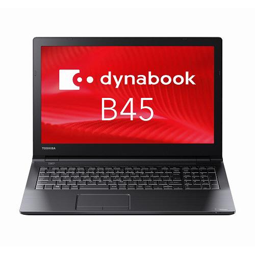 東芝 dynabook B45A 15.6型 Celeron 3855U 1.60GHz 500GB PB45ANAD4RAPD11 1台