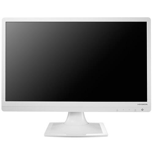 アイオーデータ ブルーリダクション搭載 LEDバックライト採用 21.5型ワイド液晶ディスプレイ ホワイト 5年保証 LCD-MF223ESW 1台