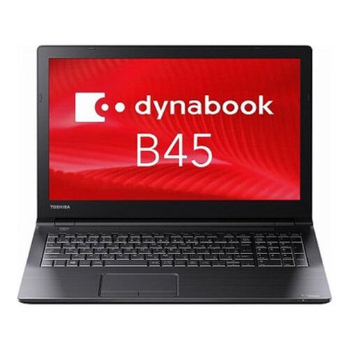 東芝 dynabook B45D 15.6型 Celeron 3855U 1.60GHz 500GB PB45DNAD4RAAD11 1台