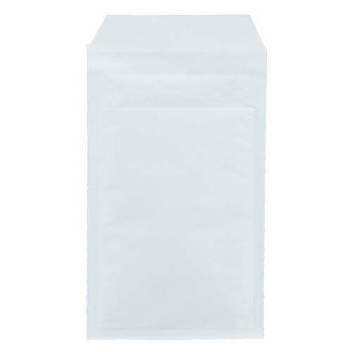 TANOSEE クッション封筒エコノミー FD・MO用 内寸130×215mm ホワイト 1パック(200枚)