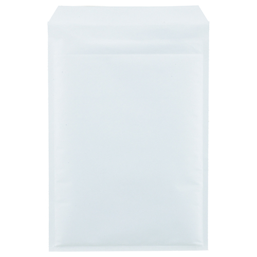 TANOSEE クッション封筒エコノミー A4用 内寸235×330mm ホワイト 1パック(100枚)