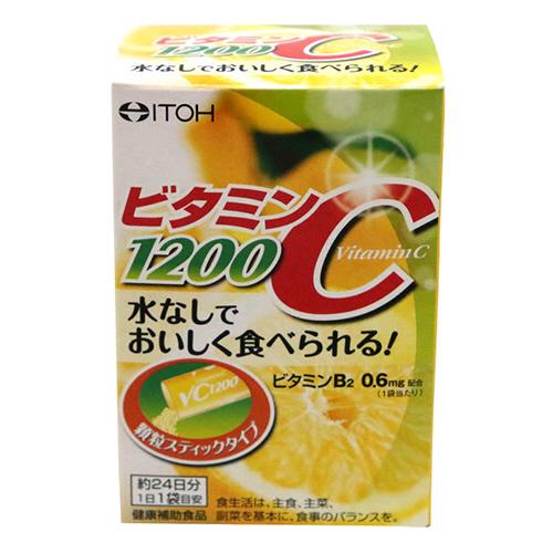 井藤漢方製薬 ビタミンC1200 2g/袋 1個(24袋)