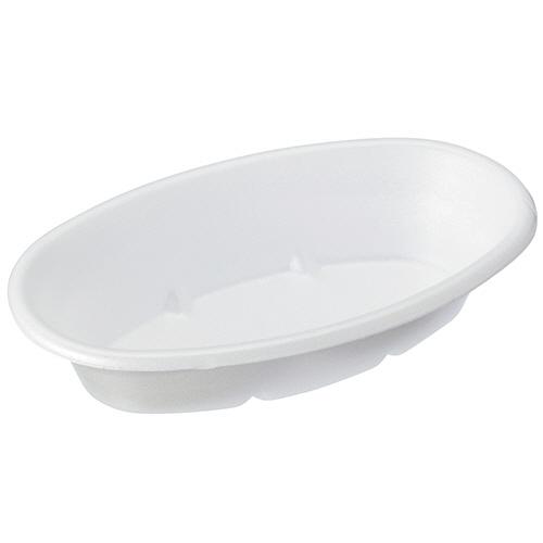 デンカポリマー 発泡カレー皿 1パック(50枚)