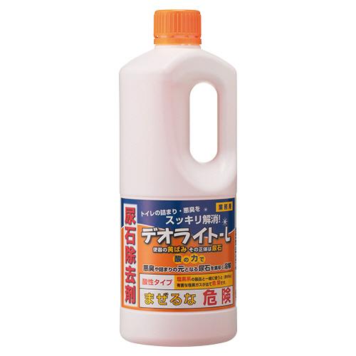 和協産業 業務用尿石除去剤 デオライトL 1kg 1本