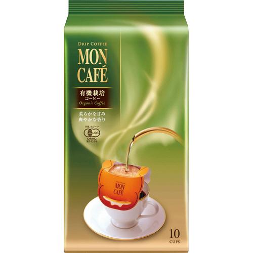 片岡物産 モンカフェ ドリップコーヒー 有機栽培 7.5g 1パック(10袋)