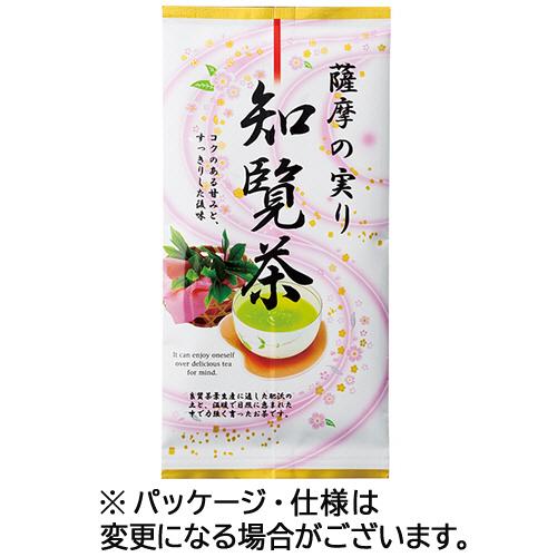 健康お茶家族本舗 薩摩の実り 知覧茶 100g 1袋