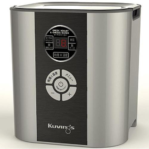 クビンス ヨーグルト&チーズメーカー KGY-713SM 1台