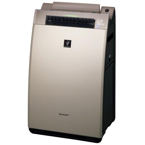 シャープ プラズマクラスター加湿空気清浄機 ゴールド系 KI-FX100-N 1台