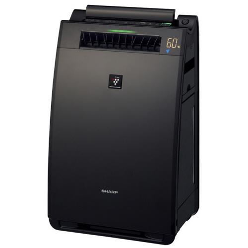 シャープ プラズマクラスター加湿空気清浄機 ブラウン系 KI-FX55-T 1台