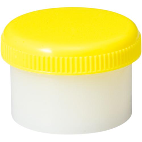 診療化成 SK軟膏容器 B型 6ml 黄 207817 1セット(200個)